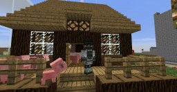 The story of Peter Piglet Minecraft Blog