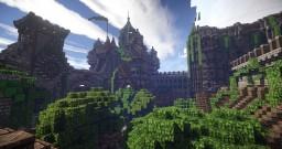 The City of Akarai Minecraft Map & Project