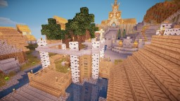 Skyrirm Map projet by Hahdrim Minecraft Map & Project