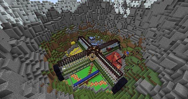 MC VibePlay Romania Minecraft Server