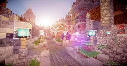 ⋆ { Survival Spawn } ⋆ Minecraft Map & Project
