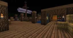 COOL LOGGING COLONY: Updated Minecraft Map & Project