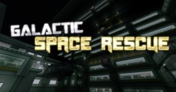 [adv] Galactic Space Rescue | Adventure Map | BETA Version Minecraft Project