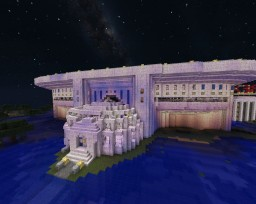 Stadium Minecraft Map & Project