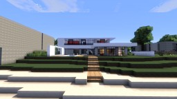 Waterfront Residence Minecraft Map & Project