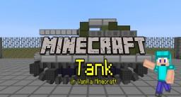 "Vanilla Minecraft:""Tank""  by TheFero Minecraft Map & Project"