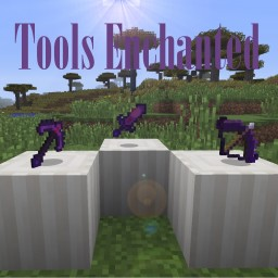 Tools Enchanted Mod 1.7.2-1.7.10