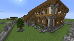 Creative: residence Minecraft Map & Project