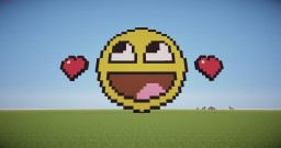 Pixel art #Smiley