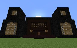 Chaine Hi-Fi fonctionnelle Redstone ! - Working Hi-Fi Channel Redstone ! Minecraft Map & Project