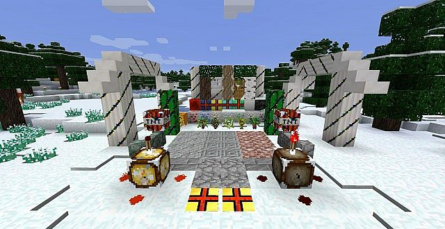 2014 11 23 1746108358105 [1.9.4/1.8.9] [16x] Christmas Texture Pack Download