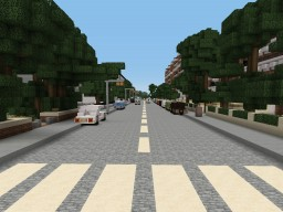 Abbey Road Studios Minecraft Map & Project