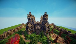 BounceMC Factions Spawn - Sidia Minecraft Map & Project