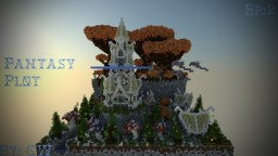 Fantasy 100x100 plot (with cinematic) Minecraft