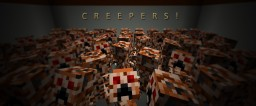 Creepers! Minecraft Texture Pack