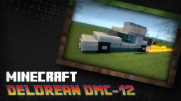 DeLorean DMC-12 || Back To The Futute || Tutorial