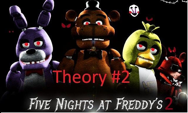 game theory 5 nights at freddys 3