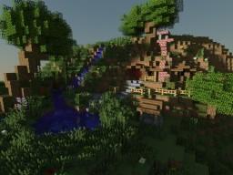 Hobbit Hole + Landscape