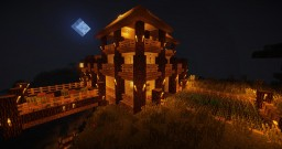 Cliffside House Download Minecraft Map & Project