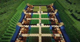 Compact Efficient Farm Download Minecraft Map & Project