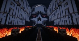 Halloween Roller Coaster Download Minecraft Map & Project