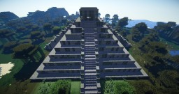Mayan Pyramid Download Minecraft Map & Project
