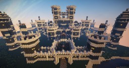 Queen's Realm (Kingdom) Download Minecraft Map & Project