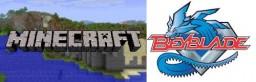 Beyblade in Minecraft Minecraft Blog Post