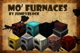 [Forge-1.7.10] Mo' Furnaces v2.2.2 Minecraft Mod