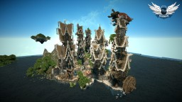 Icarus : The Steampunk Island [Cinematic & Download] Minecraft Map & Project