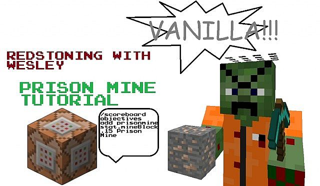 Prison Mine Tutorial thumbnail