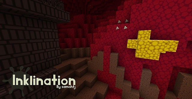 sps38343034 [1.9.4/1.8.9] [64x] Inklination Texture Pack Download