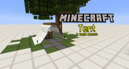 "Vanilla Minecraft:""Camping Bundle""  by TheFero Minecraft Map & Project"