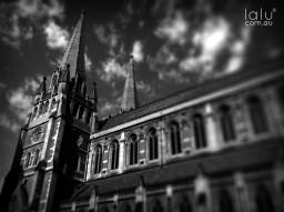 Church [Horror] Minecraft Blog