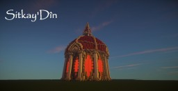 Sitkay'Dîn- Dome of the Sun Minecraft