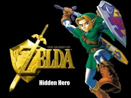 Legend of Zelda: The Hidden Hero Minecraft Map & Project