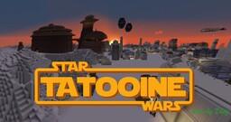 ~TATOOINE - STAR WARS~ Minecraft Map & Project