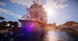 El Diablo Pirate Ship Minecraft Map & Project