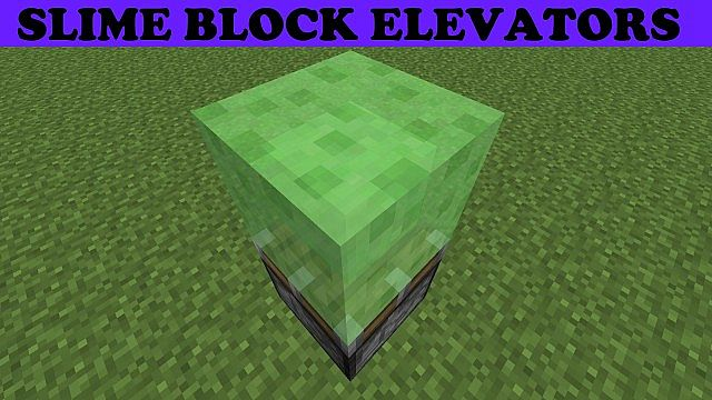Redstone tutorial how to make slime elevator minecraft 18 181 redstone tutorial how to make slime elevator minecraft 18 181 ccuart Image collections