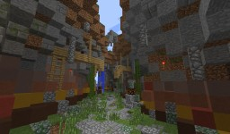 Open-World Map Minecraft Map & Project