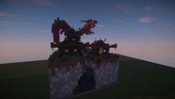 Asian plot. Minecraft Map & Project