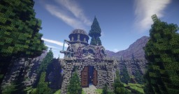 Kajun - the twin castles