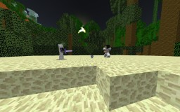 Ender Wars Minecraft Map & Project