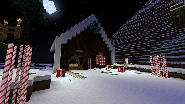 1.8.1) The Herobrine That Stole Christmas (Adventure Map Ft. 4 ...