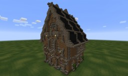 Cozy Little House Minecraft Project