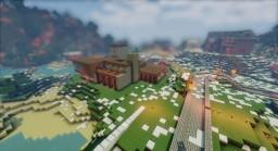 Deyrnas Minecraft Map & Project