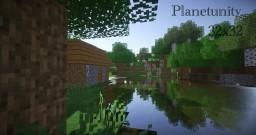 3D Planetunity 32x32 pack Minecraft