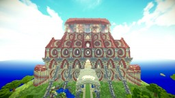 The Temple of the sun Minecraft Project