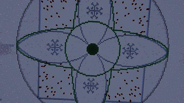 Frozen HUB Minecraft Project