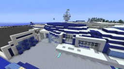 Mark Foster International Airport @ Seago Minecraft Map & Project